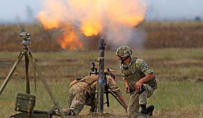 ВСУ наДонбассе начали применять минометы— перемирия больше нет