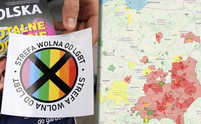 Ультиматум Польше отфон дер Ляйен: ВЕС нет места зонам, свободным отЛГБТ