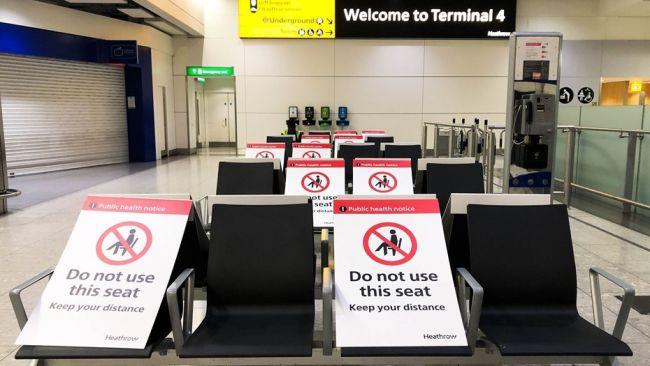 В Европе закрывают авиасообщение с Британией из-за опасной мутации Covid-19