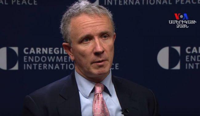 Пол Стронски: Кто остановит войну вКарабахе, если США иЕС «умыли руки»?