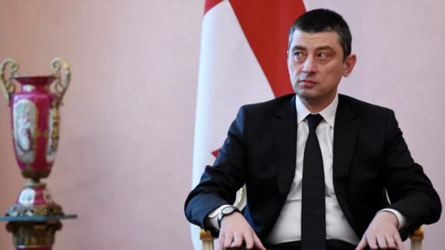 Премьер Грузии Георгий Гахария ушел вотставку