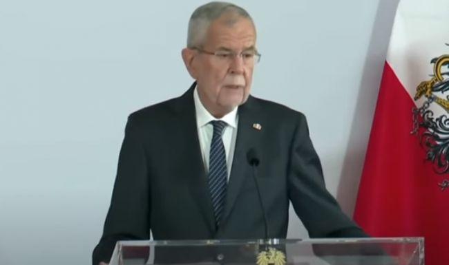 Президент Австрии выступил за«Северный поток -2» вприсутствии Зеленского