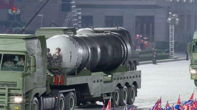 Япония попросит помощи у США против КНДР