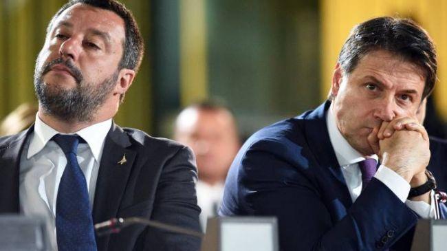 Италия на перепутье: Конте против Сальвини